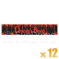 Ppure Incense Sticks - Dracula's Blood - 15g x 12