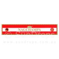 Ppure Incense Sticks - Nag Champa Red - 15g