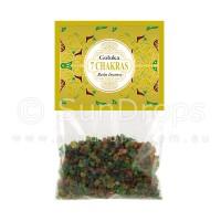 Goloka Incense Resin - 7 Chakras - 30g