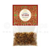 Goloka Incense Resin - Myrrh - 30g