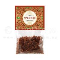 Goloka Incense Resin - Sandalwood - 30g