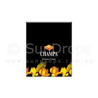 Sandesh Incense Cones - Champa - 1 Packet / 10 Cones