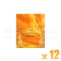 Sandesh Incense Cones - Chandan - 12 Packets / 120 Cones
