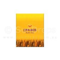 Sandesh Incense Cones - Cinnamon - 1 Packet / 10 Cones