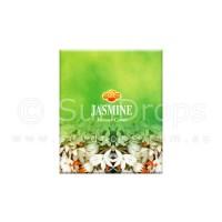 Sandesh Incense Cones - Jasmine - 1 Packet / 10 Cones