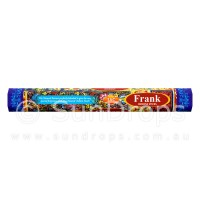 Sandesh Incense Sticks - Frankincense - 1 Packet / 20 Sticks