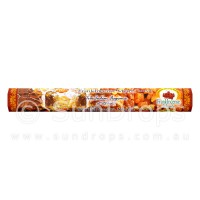 Sandesh Incense Sticks - Frankincense Myrrh - 1 Packet / 20 Sticks