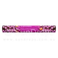 Sandesh Incense Sticks - Lavender - 1 Packet / 20 Sticks
