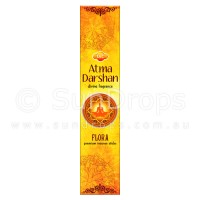 Sandesh Incense Sticks - Atma Darshan - 1 Packet / 15 Sticks