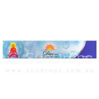 Sandesh Incense Sticks - Divine Natural Flora - Healing - 15g