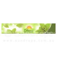 Sandesh Incense Sticks - Divine Natural Flora - Patchouli - 15g