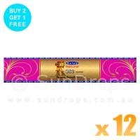 Satya Gold Label Rose - 15g x 12