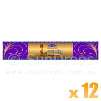 Satya Gold Label Lavender - 15g x 12
