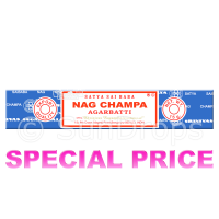 Satya Nag Champa - Special Offer