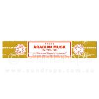 Satya Natural Series - Arabian Musk - 15g