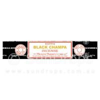 Satya Natural Series - Black Champa - 15g