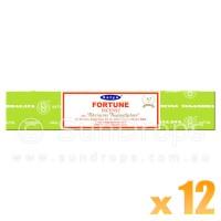 Satya Oriental Series - Fortune - 15g x 12