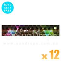 Satya Black Crystal - 15g x 12