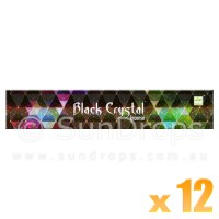 Satya Black Crystal - 15g x 12
