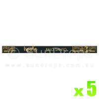 Ispalla Pure Peruvian Palo Santo Incense Sticks - 5 Packets / 50 Sticks