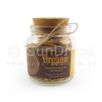 Song of India Organic Goodness - Natural Smudge Resin Incense - Palo Santo & Cedar
