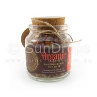 Song of India Organic Goodness - Natural Smudge Resin Incense - Rose & Geranium