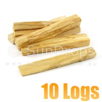 Palo Santo Logs - Pack of 10