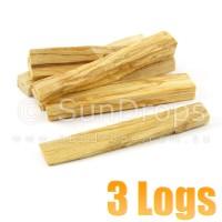 Palo Santo Logs - Pack of 3