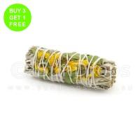 Sunflower Sage Smudge Sticks