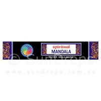 Sri Durga Incense Sticks - Spiritual Mandala - 15g